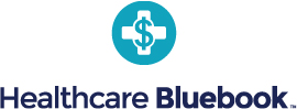Healthcare Blue Book Logo